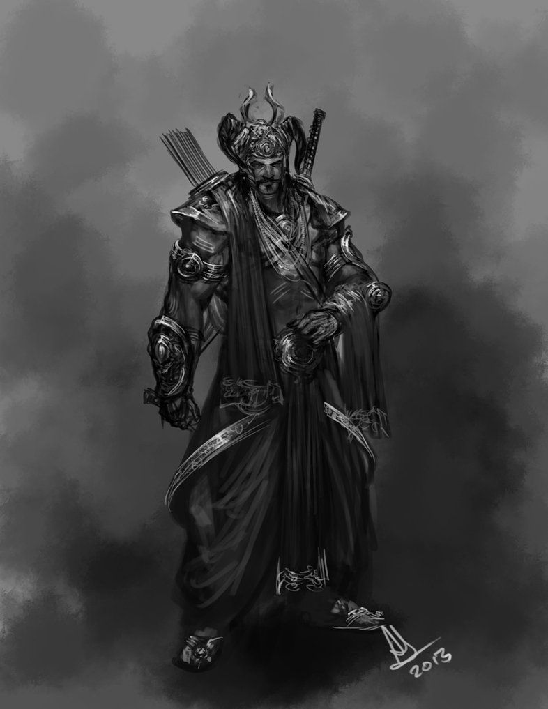 Ravana Rough Concept By Molee On Deviantart God Art Mythology Art Shiva Art Ultra hd 1080p lord ravana hd wallpapers