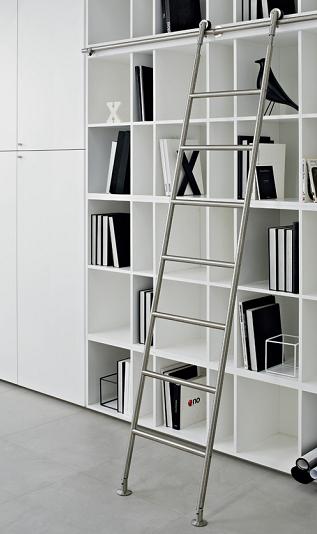 Mod escalera escaleras para biblioteca - Escalera de biblioteca ...