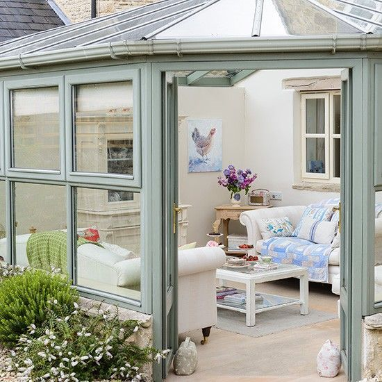 Pin by LesleyAnn~ on Conservatories~Orangeries~Garden Rooms ...