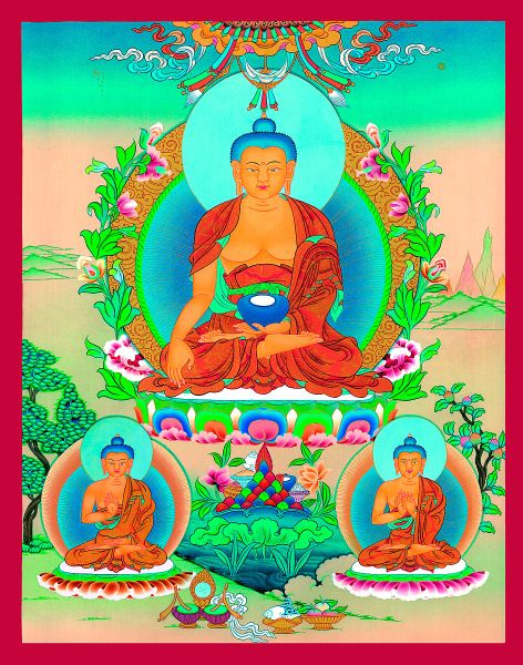 Mantras & Mudras | puxianmalaysia