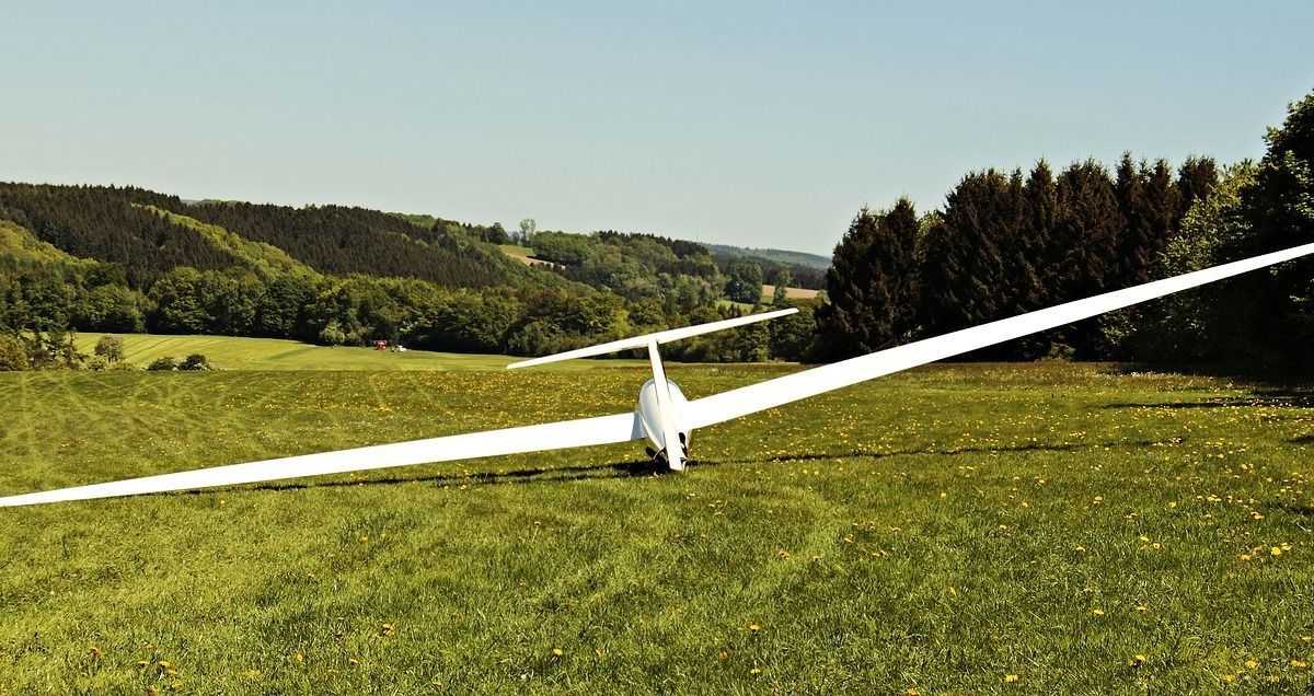 WATCH Pilot of crashed glider meets rescue team who saved