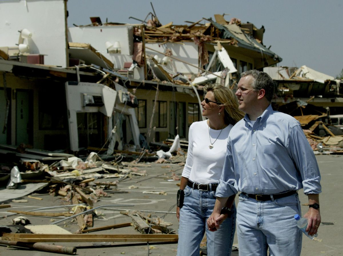 Photos Tornado Devastates Moore Oklahoma