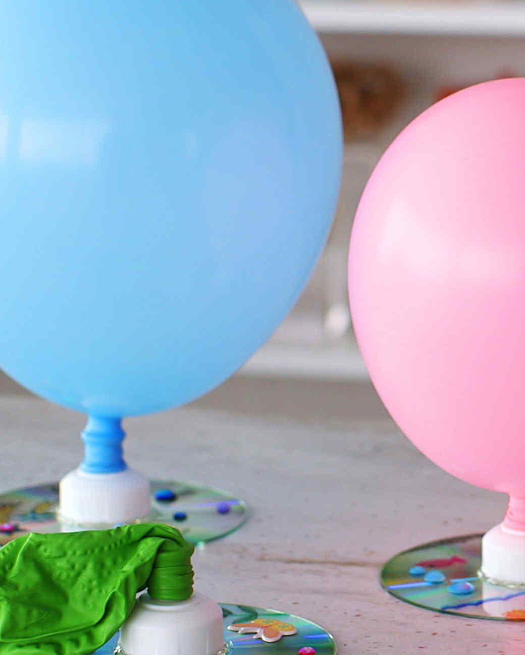 Stem School Grants: Balloon-Propelled Hovercraft