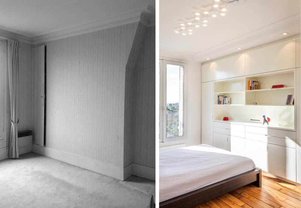 Renovation D Un Appartement 3 Pieces Par Un Architecte D Interieur