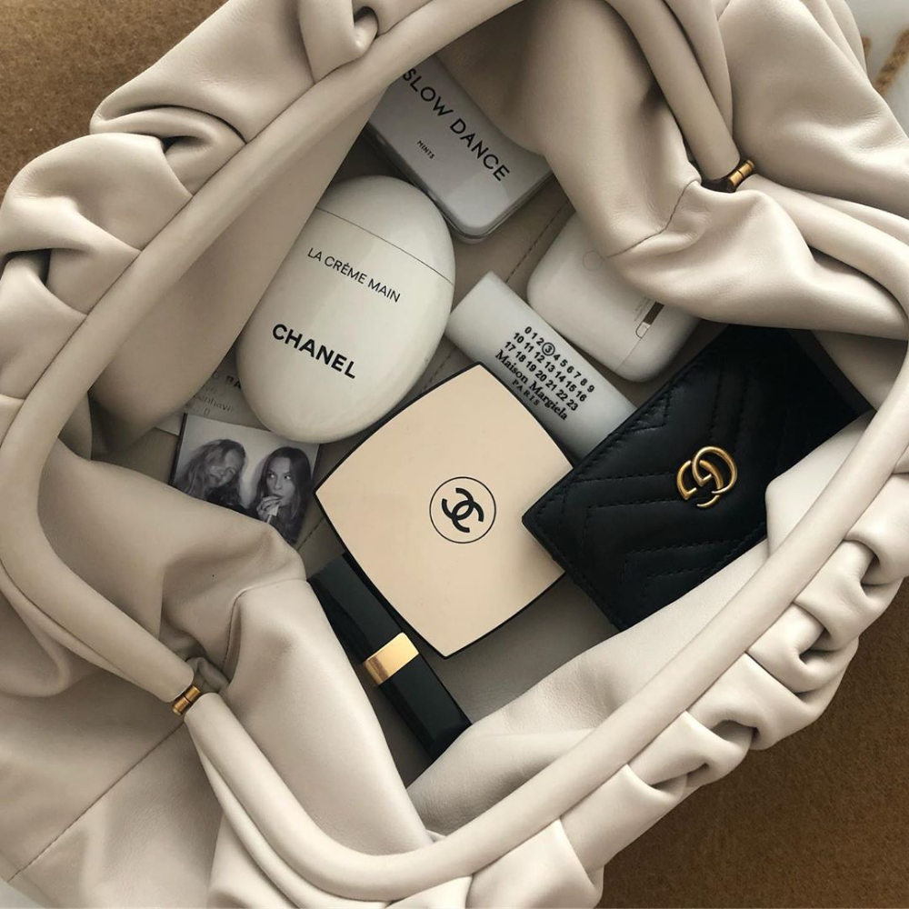 Chanel La creme Main the most Instagrammed hand cream