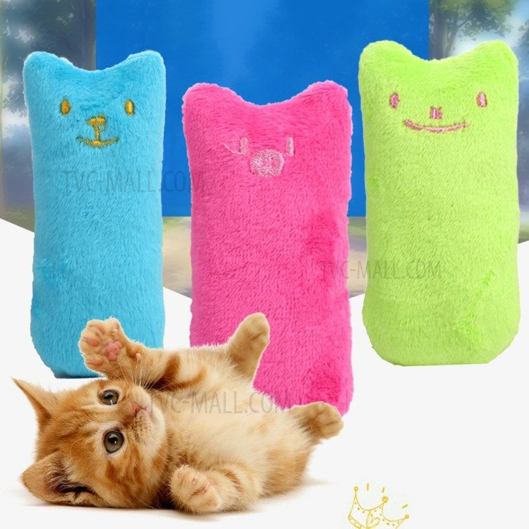 Purchased Cute Interactive Pets Teeth Grinding Catnip Toys Fancy