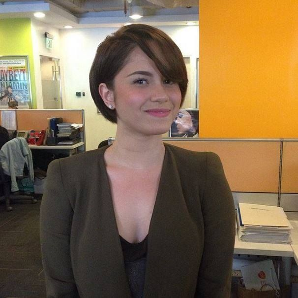 Jessy Mendiola Short Hairstyle Google Search Short Hair Styles Hair Styles Hairdo