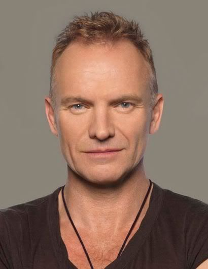 Hairstyles Receding Hairline Brilliant Sting  Google Search  Braden Hair  Pinterest  Receding Hairline