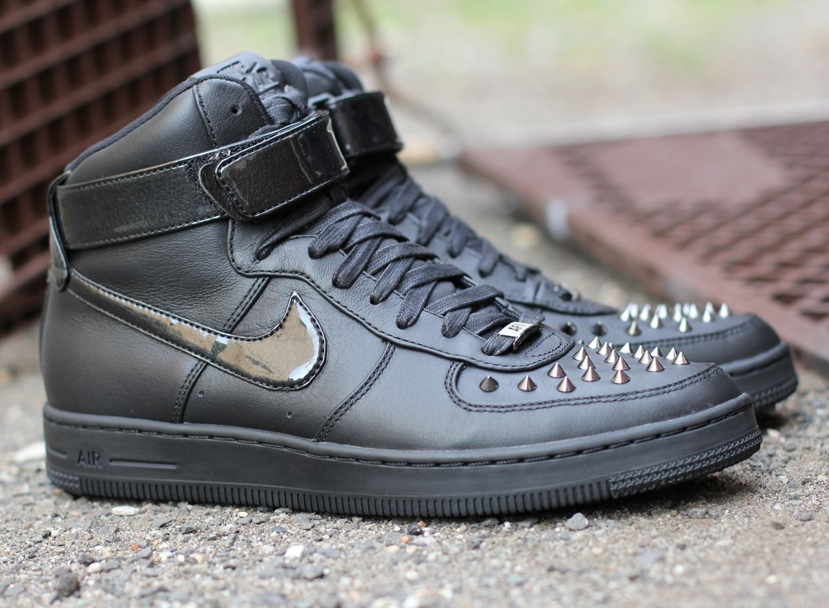 Nike Air Force 1 High Downtown Spike Release Date