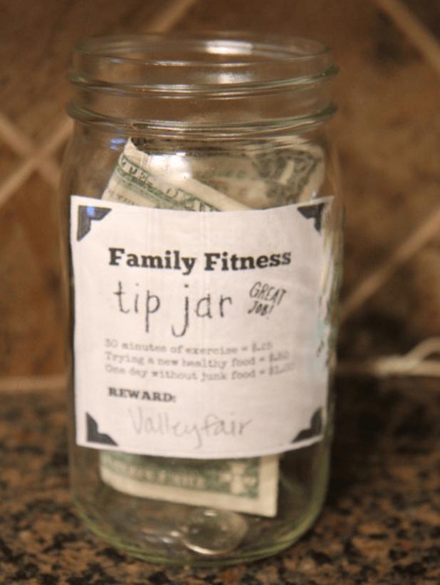 Coffee Can Tip Jar Google Search Tip Jars Jar Money Jars