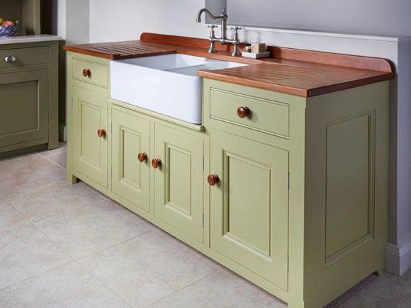 Iroko Belfast Draining Board | make a Kitchen sink base | Pinterest