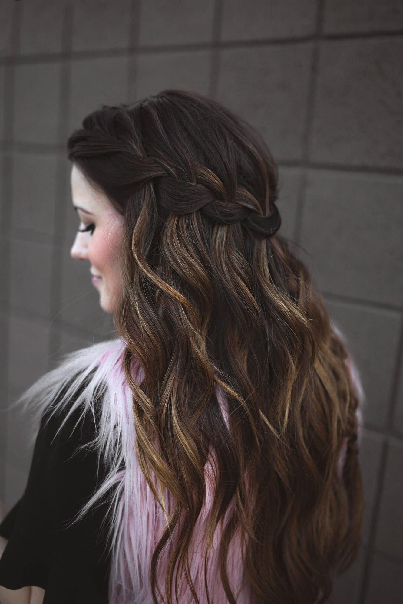 pinterest | kaitlynkuklewski | | hair goals. | in 2019
