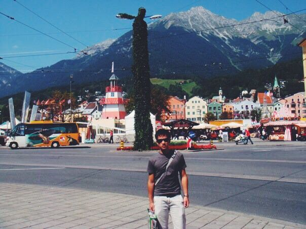 Innsbruck, Austria, 2009