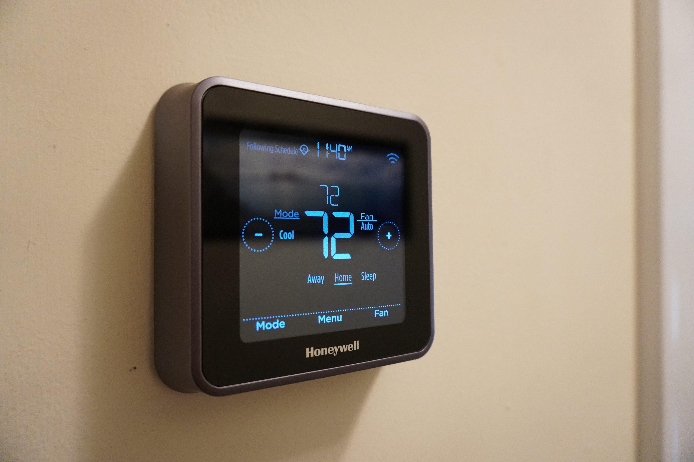 Honeywell Lyric T5 Kit Homes Honeywell Smart Thermostats