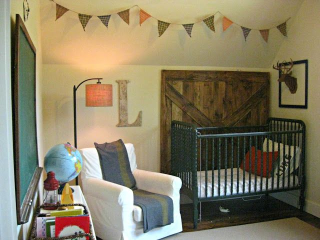 Hunting Creek Homestead: The Nursery