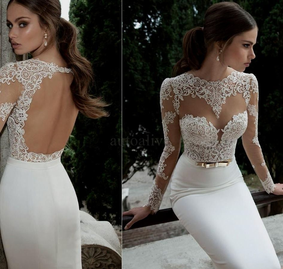 Back Wedding Dress Tumblr