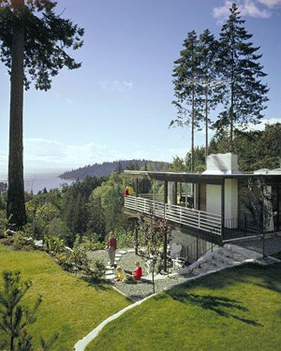 Phillips Residence, Barry Downs, 1957 | Architects, Mid century ...