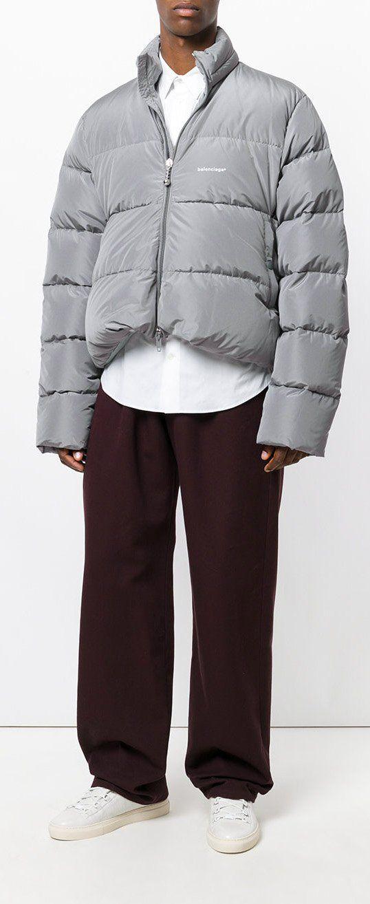 e72a46257afe BALENCIAGA C Shape Puffer jacket