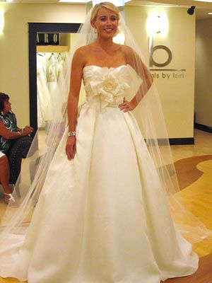 Judd Waddell Gown on Say Yes to the Dress Atlanta! One of my ...