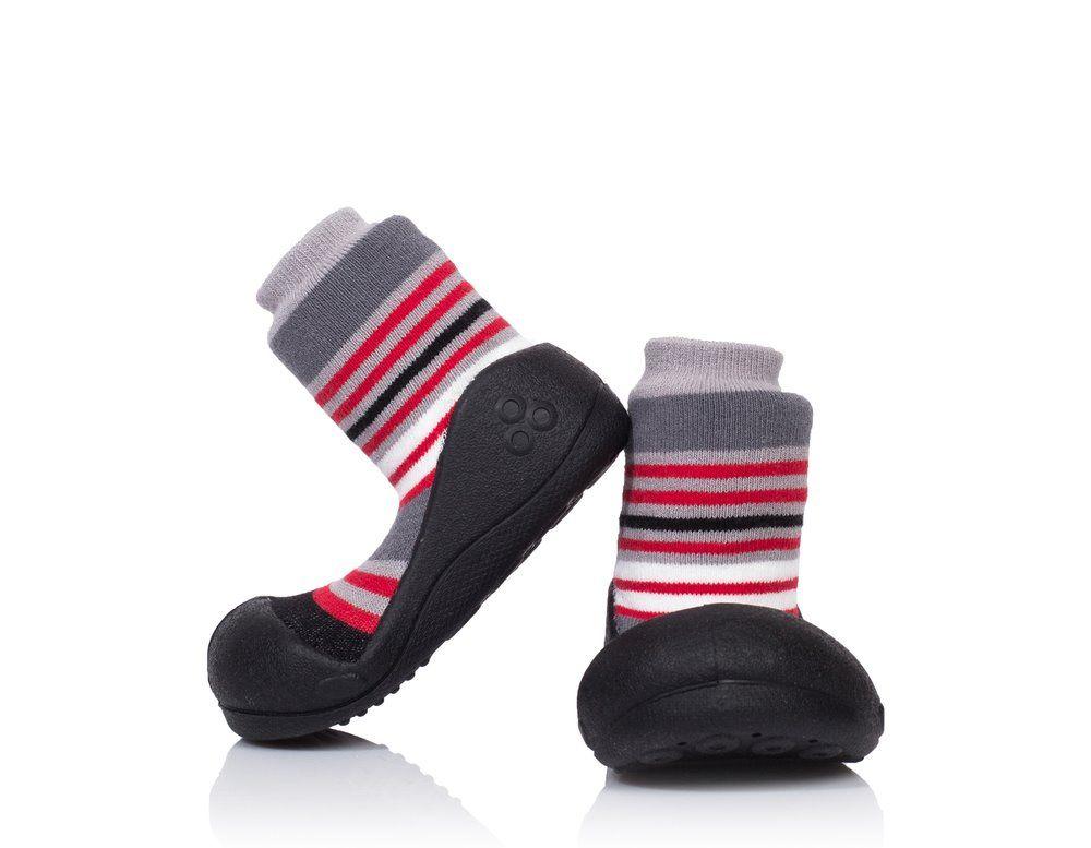 Doskonale Dla Chlopca Buciki Skarpetki Attipas Modern Black Socks How To Wear Fashion