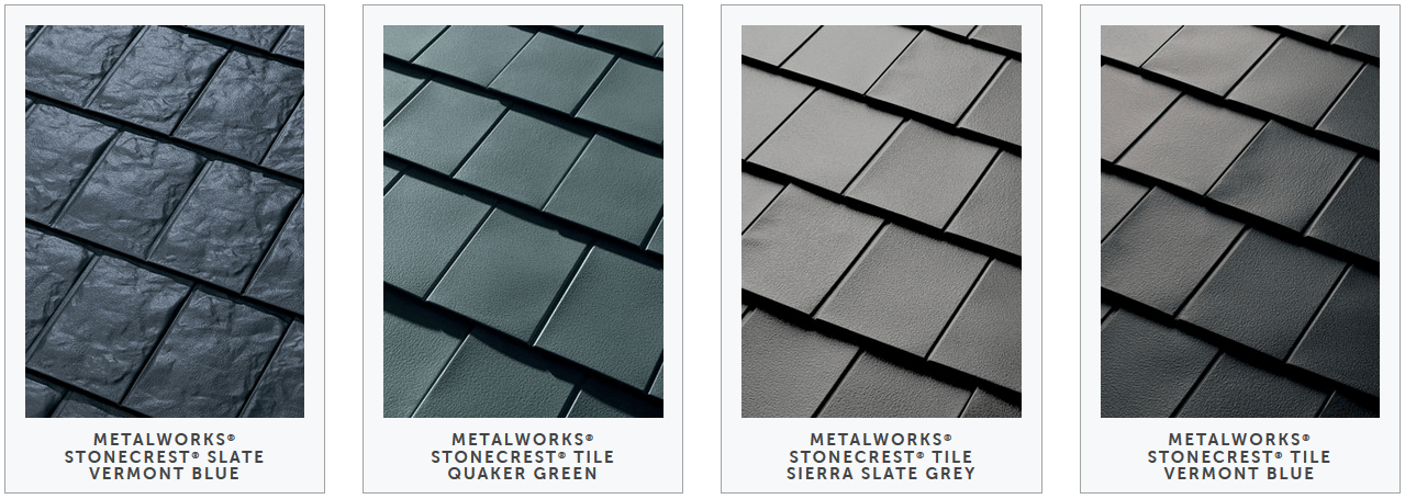 How To Pick The Right Metal Roof Color Consumer Guide 2017 Metal Roof Colors Roof Colors Metal Roof