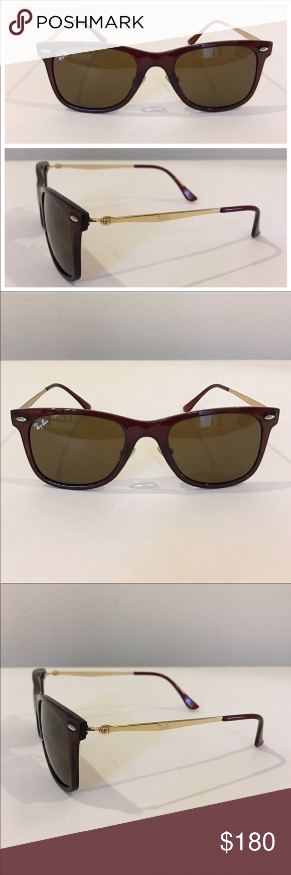 small framed ray bans