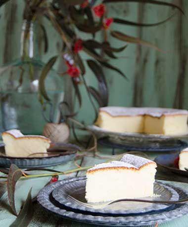 Pastís de formatge japonès Soft cotton cake