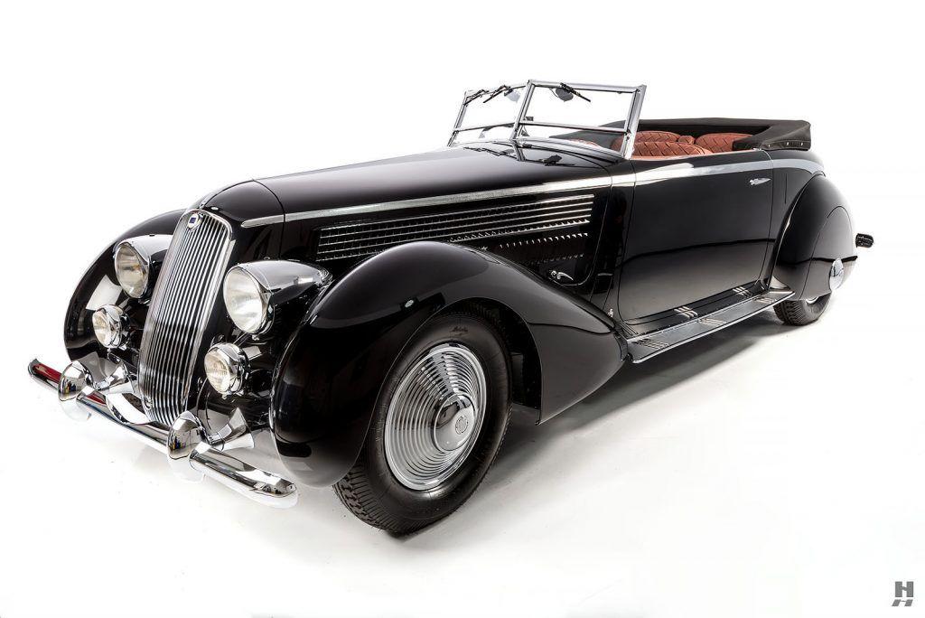 """1936 Lancia Astura """"Tipo Bocca"""" Cabriolet  """