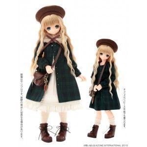 Azone PN Doll Miu Komorebimori no Dobutsutati Usagisan