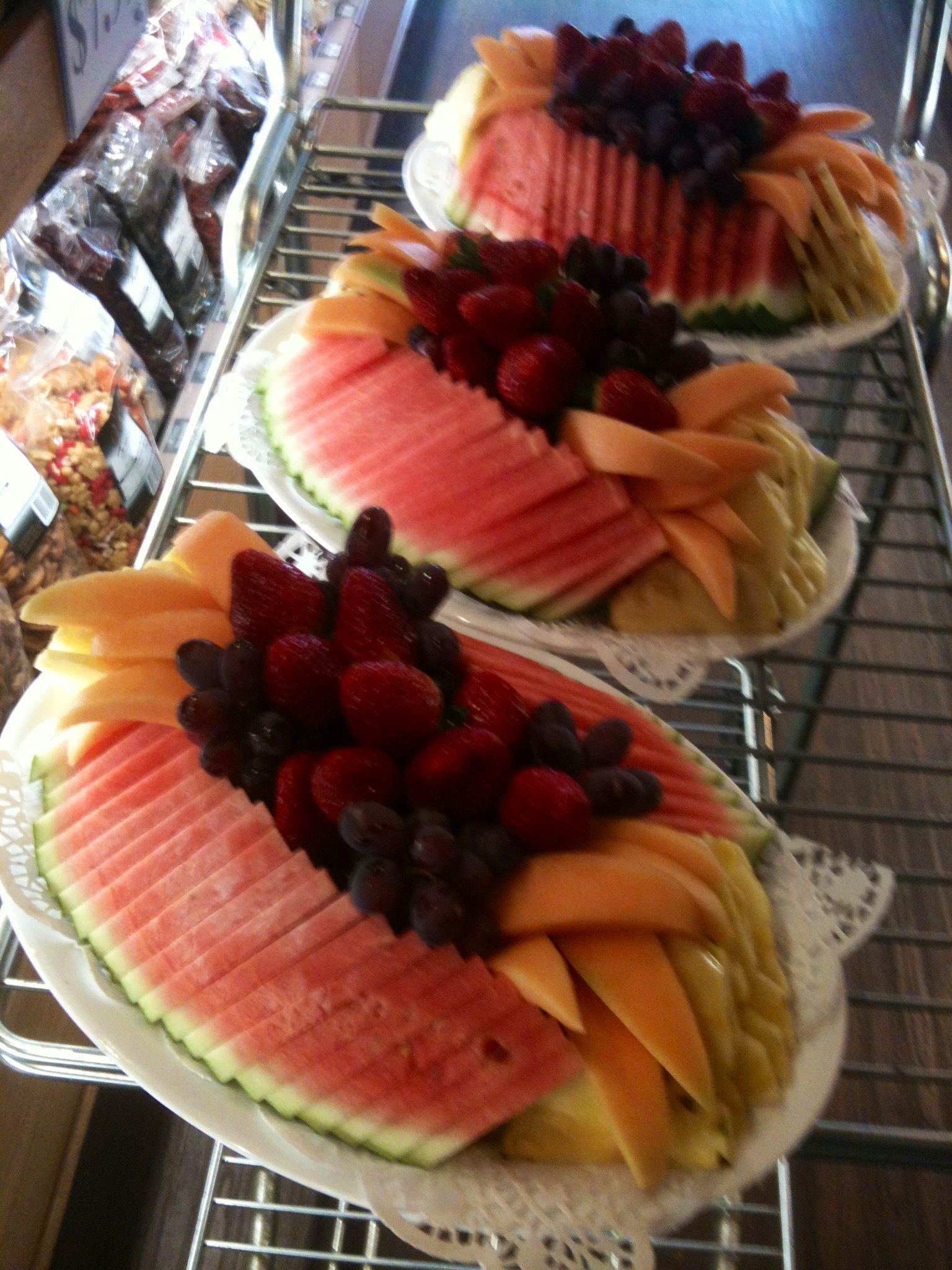 Fruit Platters At Essendon Fruit Supply