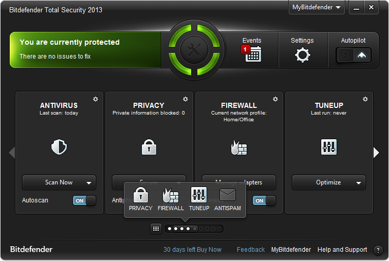 Bitdefender antivirus help you to protect your MAC & windows