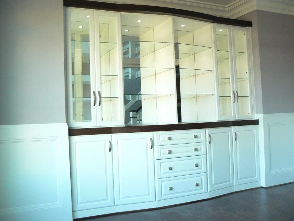 Built In China Cabinet 18