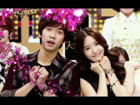 Lee seung gi yoona dating youtube