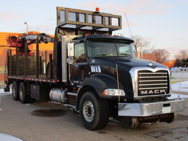 Mp8 Mack Transmission Cooler Lines – Home Exsplore