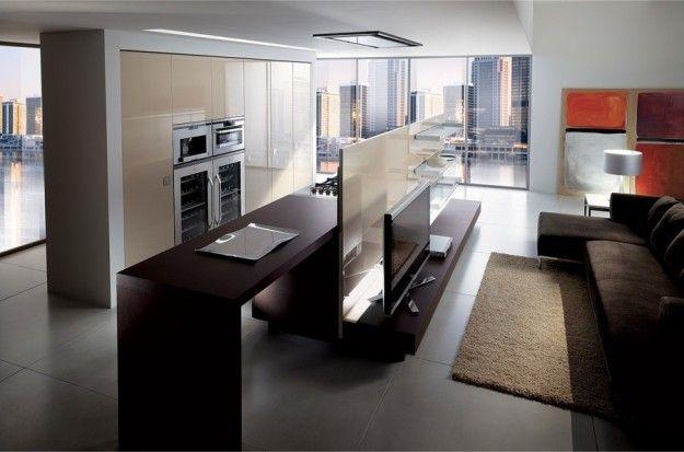 Silverbox in legno rovere Cocinas-kitchen Pinterest Cocinas - cocinas italianas