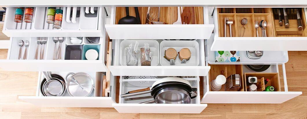 Mbel  Einrichtungsideen fr dein Zuhause  Organisation  Ikea kchenplaner Ikea und Kche