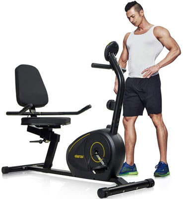 Pin On Top 10 Best Recumbent Bikes For Exercise Reviews