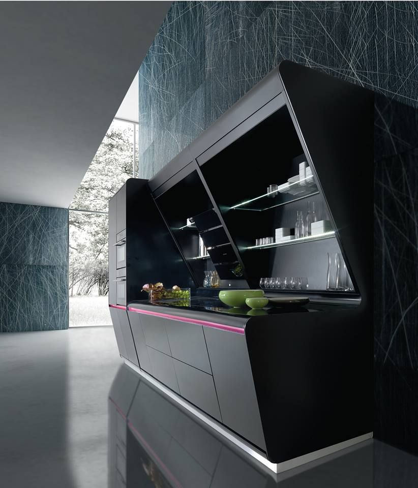 KOOK Kitchen - Rastelli / Aran Cucine 2014 | Kitchen | Pinterest
