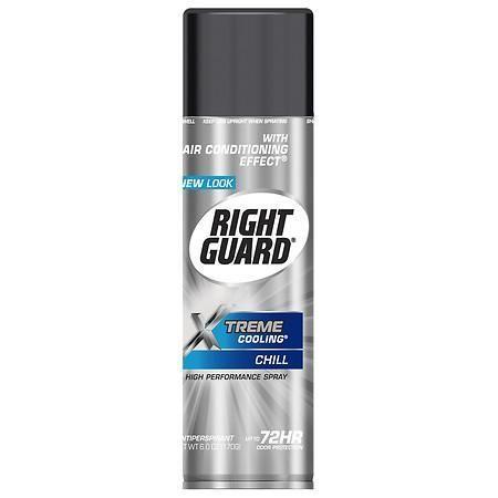 Right Guard Xtreme Cooling Antiperspirant Deodorant Aerosol