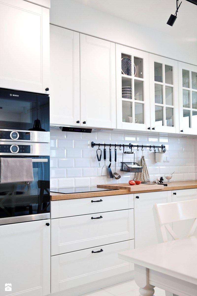 Realizacja Mieszkania W Stylu Rustykalnym Kuchnia Styl Rustykalny