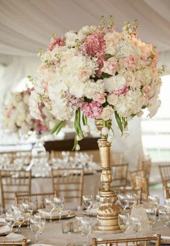 Wedding Centerpiece Inspiration Wedding reception centerpieces