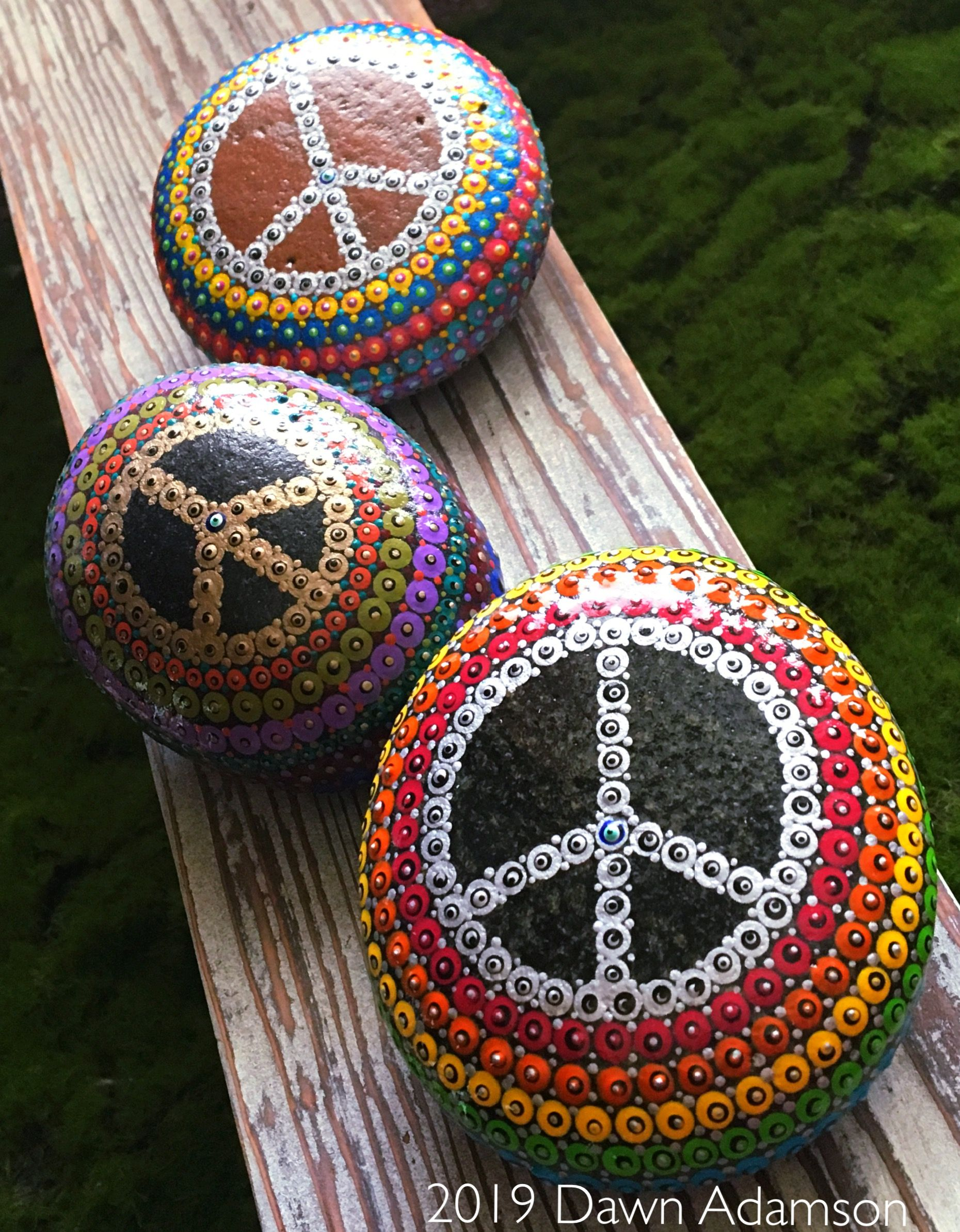 47+ Hand painted rocks crafts ideas in 2021