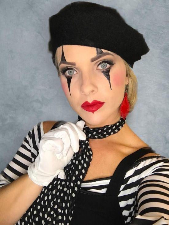 10 Last Minute Halloween Makeup Tutorials For Procrastinators - Society19