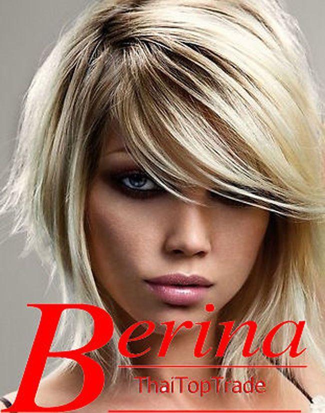 Details about MEDIUM BLONDE BERINA HAIR DYE COLOR CREAM A22 Fashion Salon New