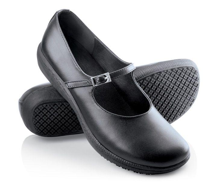 Mary Jane - Black   Women s - Non-Slip Dress Shoes - Shoes For Crews ... e4ea342371