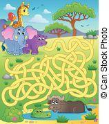 Art et Illustrations de Labyrinthe. 10818 graphiques clipart EPS vecteur et illustration de Labyrinthe disponibles à la recherche parmi des milliers de designers de clips art libre de droits. (Page 2)