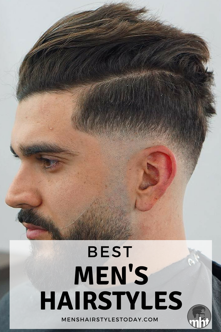 Mens haircut how to top  best new menus haircuts to get in   haircuts  pinterest