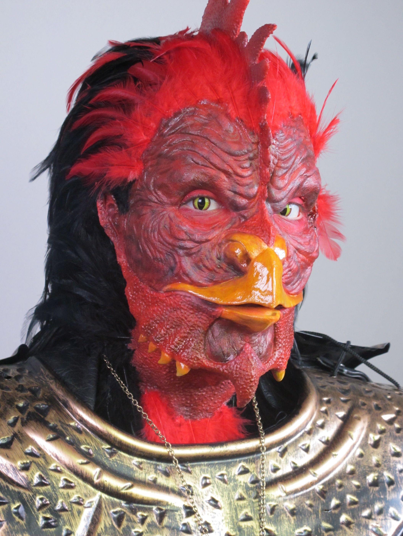 Cinema Makeup School competition Monster makeup