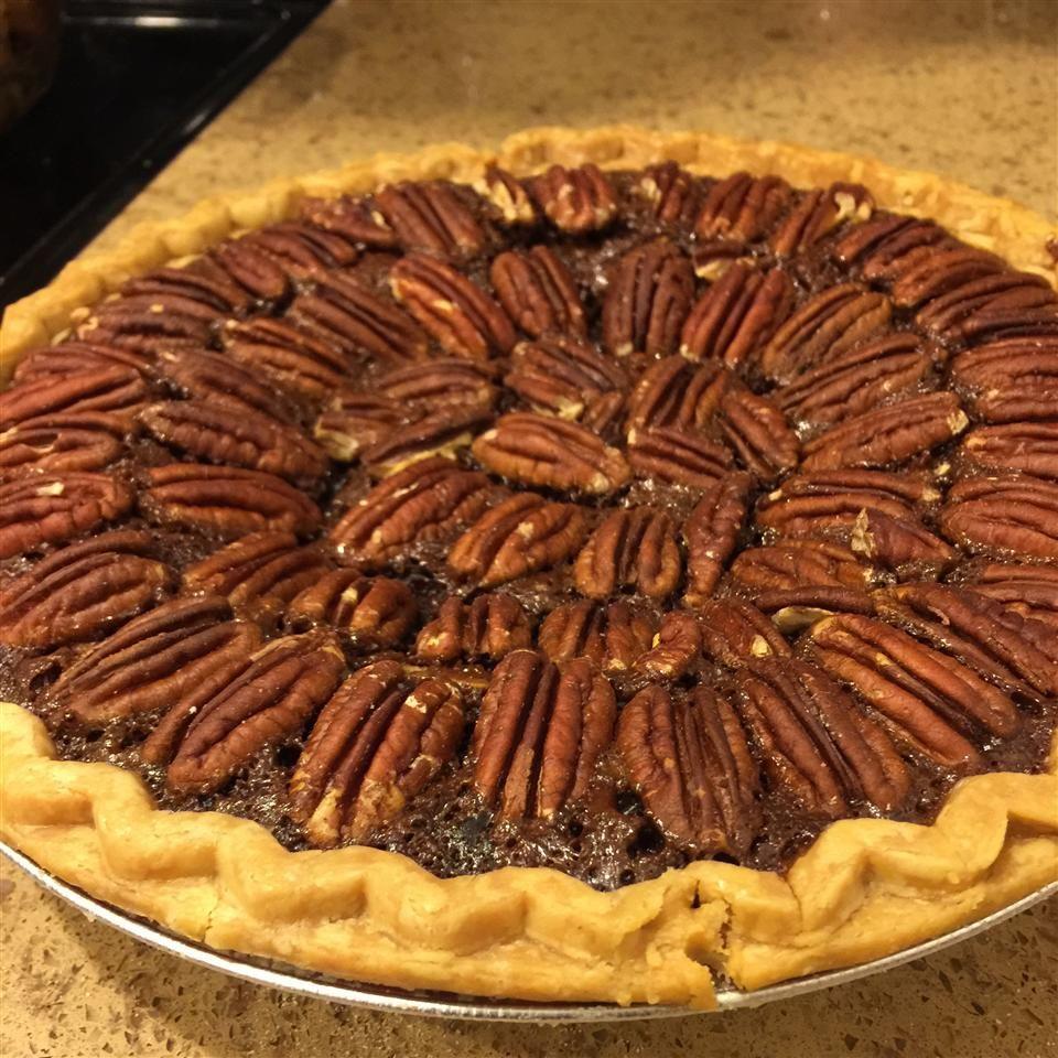 Chocolate pecan pie iii recipe in 2020 pecan pie