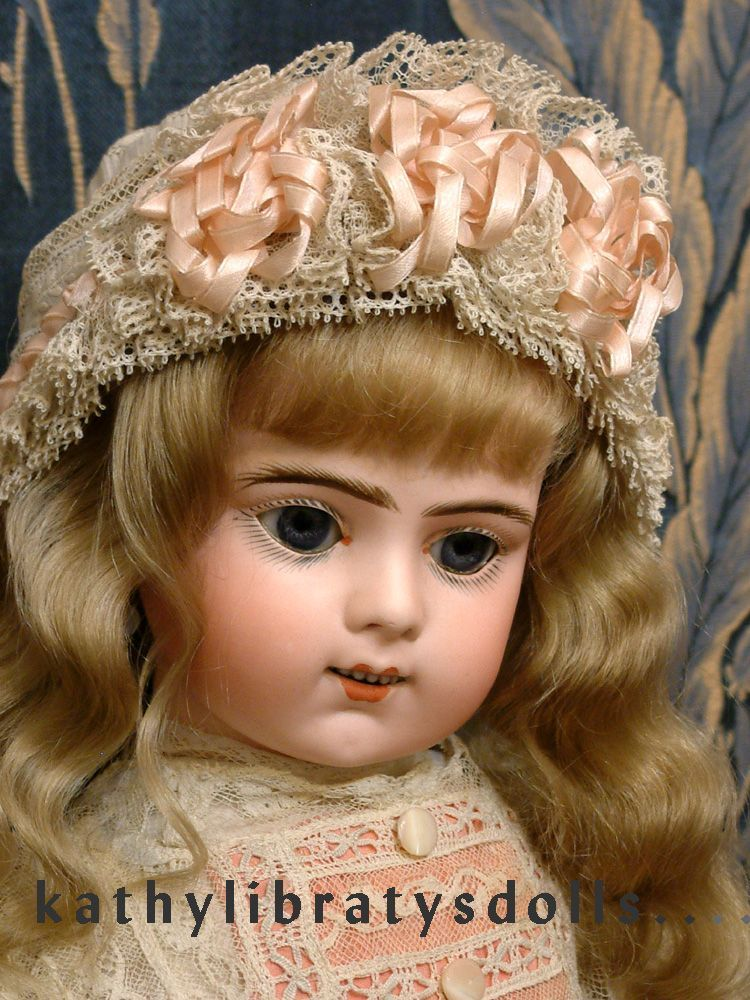 """Absolutely Head to Toe All Original 22"""" Bru Jne R Antique French Bebe Doll C. 1890 Will STEAL Your Heart!"""